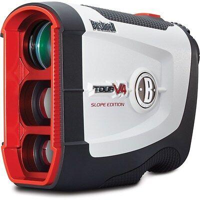 Bushnell Golf Tour V4 Slope Laser Rangefinder 201661