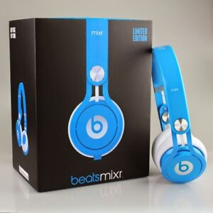 Limited Edition Mixr Beats by Dre Wired Headphones