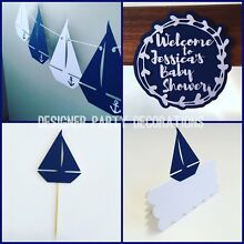 Baby shower decorations, birthday party decorations Wallsend Newcastle Area Preview