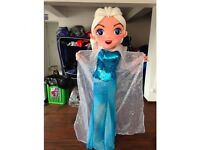 ABC-Mascots Frozen Elsa, Anna and Olaf Mascot costume Hire Mickey, Minnie, Donald and Many More!!!