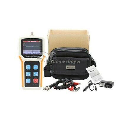 Tm800n Tl260-8 Cable Fault Locator 8km Cable Tester Speed Accurate Test Lcd Sr