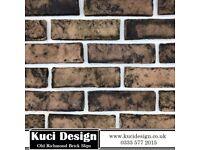 Old Richmond Brick Slips/ Slip Bricks / Brick Cladding