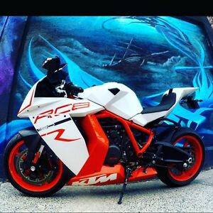 KTM 1190 RC8 for rent