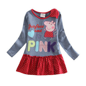 Peppa Le Cochon / Peppa Pig, robes, dress West Island Greater Montréal image 9