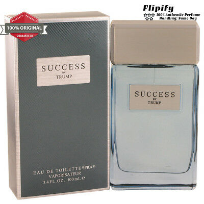 Success Cologne 3.4 oz 1 oz EDT Spray for MEN by Donald Trump Deodorant (1 Ounce Deodorant Stick)
