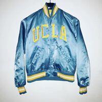 Starter Vintage Ucla Los Angeles University 80 s Jacket Giacca Bomber Satin 22a9bc329a3e