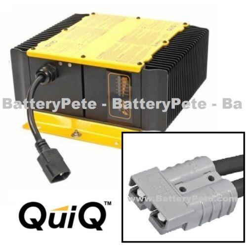 Delta Q Charger 36 volt-21 amp 36v Pallet Jack Fork Lift Floor Scrubber