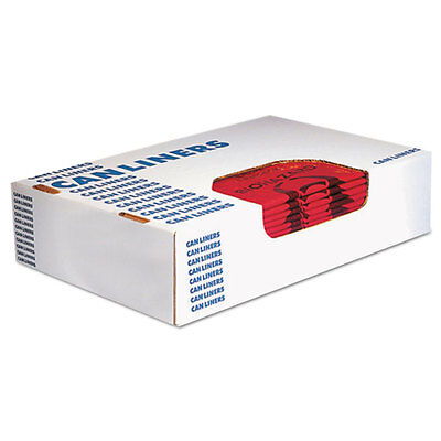 Heritage Healthcare Biohazard Printed Can Liners 8-10 gal 1.3mil 24 x 23 Red 500