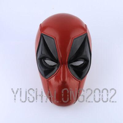 X-Men Deadpool Wade Winston Wilson Mask Cosplay costume Maske Helmet Helm Kostüm