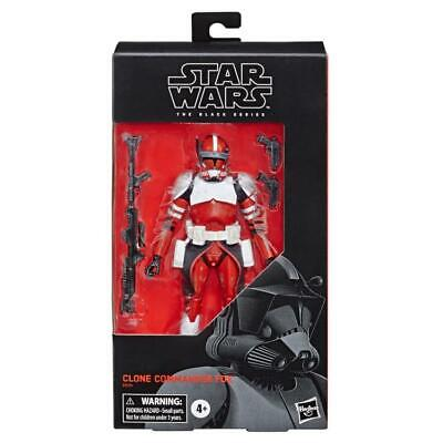 Star Wars Black Series Clone Commander Fox Gamestop Exclusive MISB Mint In-Hand!
