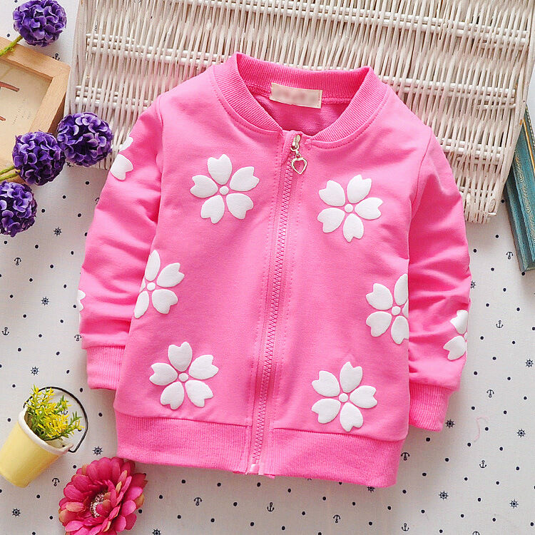 Toddler Baby Girls Tops Clothes Clothing Jacket Kids Girl Ja
