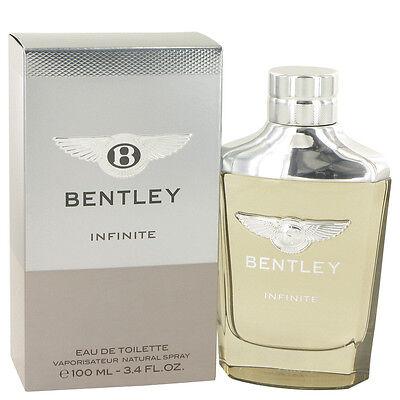 Bentley Infinite Cologne Men 3 4 Oz Eau De Toilette Spray Fragrance New