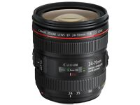 Wanted canon L-series Zoom lens