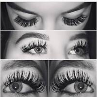 Eyelash Extensions in Cambridge (Lashes by Nay)