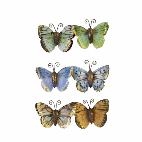 Prima Flowers - NATURE Lover - MAJESTIC FLIGHT - Butterflies 6 pcs #652999