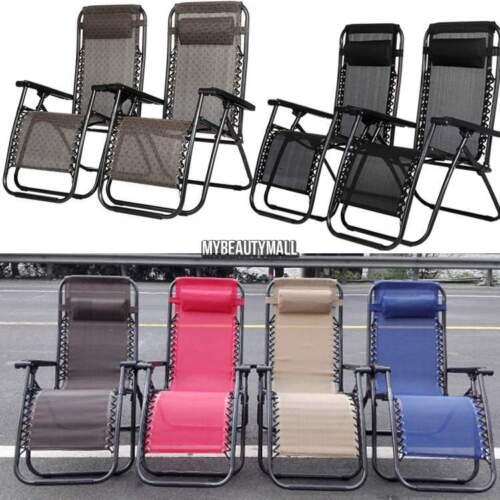 Comfort Zero Gravity Chairs Case Of (2) ...