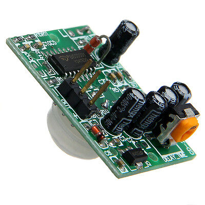 Geeetech Tinysmall Pir Motion Sensor Body Movement Detector Module For Arduino