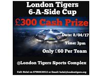 London Tigers Cup