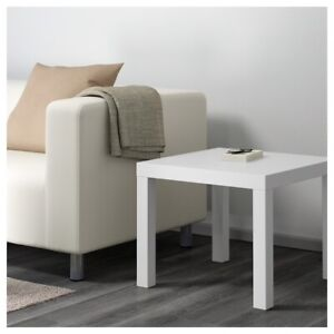 2 brand new ikea lack side tables