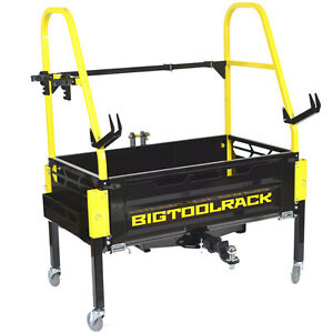 BIGTOOLRACK - Making your Tractor More Versatile!
