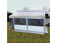 Fiamma Privacy Room (Clip System) 4.0m x 2.5m used but in excellent condition