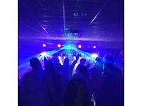 Mobile Dj & Disco hire