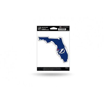 tampa bay lightning home state nhl ice hockey logo sticker vinyl decal sticker