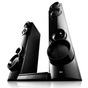 LG  3D Capable 1000W 4.2ch Blu-ray  Home Theater System