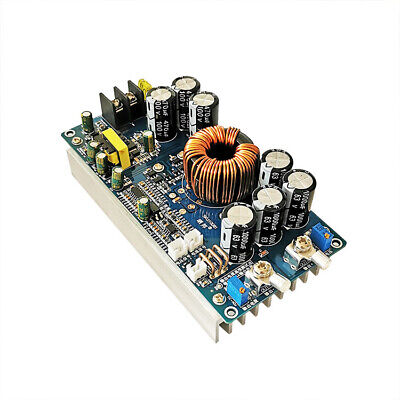Dc-dc Buck Converter Step-down Power Supply Module In 20-70v Out 2.5-58v 30a