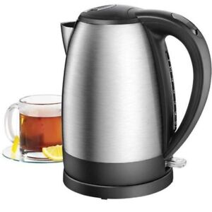 Insignia 1.7L Stainless Steel Kettle