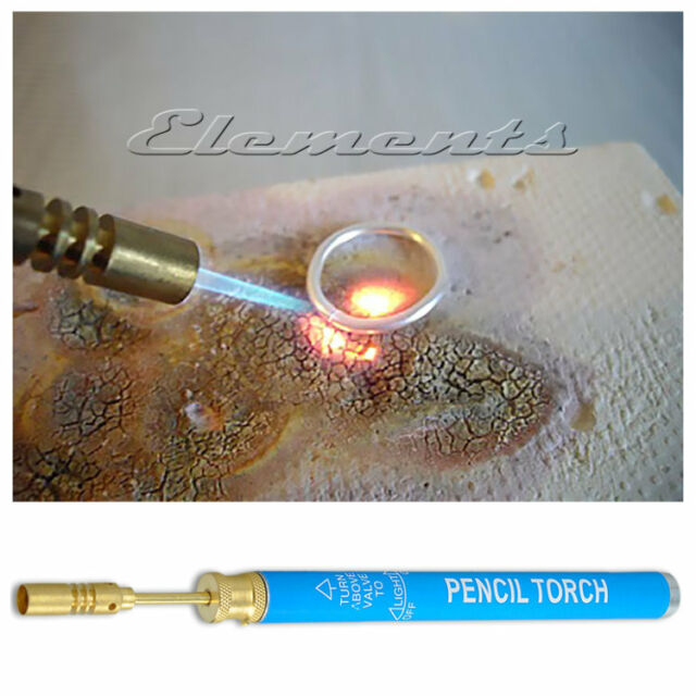 Refillable Butane Gas Pencil Soldering Iron Mini Micro Cordless Blow Torch T009