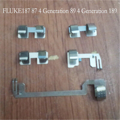 1 Set For Fluke187 87 4 89 4 Generation 189 Multimeter Battery Contact Piece