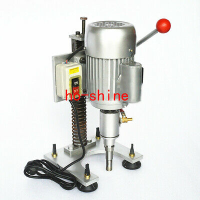Small Single-arm Glass Drilling Machine Small Glass Stone Tile Tapper