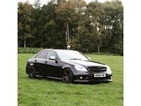 Mercedes c220 Amg sport cdi