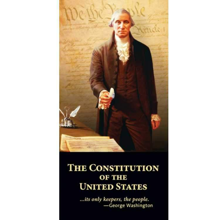 Pocket Constitution Of The United States (english)