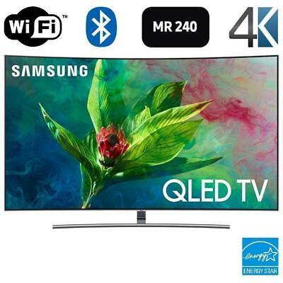 55-inch Curved 4K Ultra HD Smart QLED TV (QN55Q7CNAFXZC)