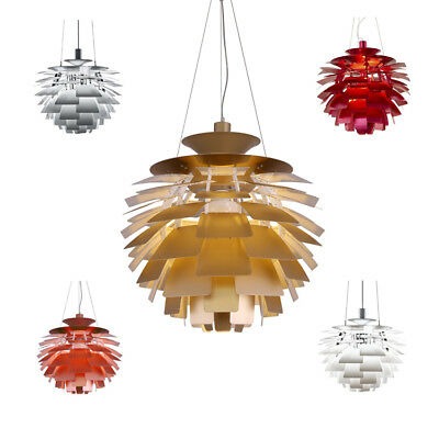 Aluminum Pine Cone Chandelier Ceiling Light LED Pendant Lamp PH5 Light New 5 Light Pinecone Chandelier