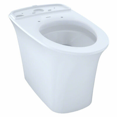 Toto CT484CEFG#01 Maris Elongated Front Toilet Bowl with San