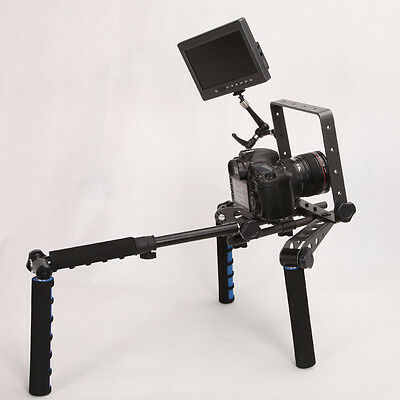 Epaulière multi-fonction + cage pour Blackmagic Design camera BMCC,Sony NEX 5 7
