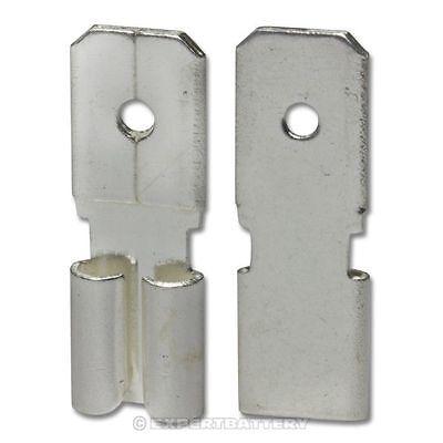 SLA Lead Acid Battery F1 (Small) Terminal To F2 (Big) Terminal Adapter