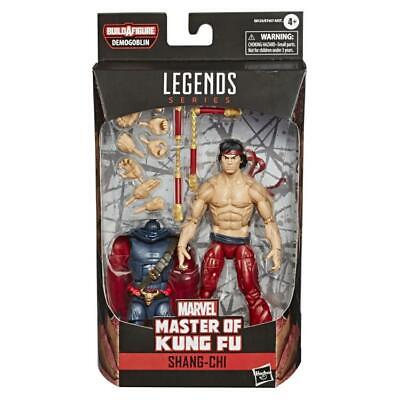 IN STOCK! Spider-Man Marvel Legends 6-inch Shang Chi Action Figure HASBRO