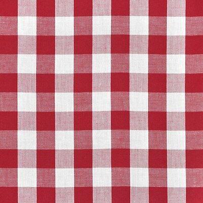 5 Yards Checkered Fabric 60