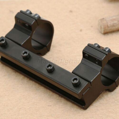 "Z6M3 2pcs High Profile 25.4mm 1/"" Scope Rings 11mm Dovetail Weaver Rail Mount E2O"
