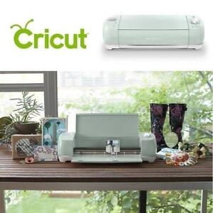 NEW* CRICUT EXPLORE AIR2 DIE CUTTER 2003638 225528611 MINT AIR 2 BLUETOOTH WIRELESS CUTTING