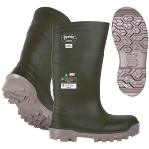 Pioneer ULTRA INSULATED COMPOSITE TOE RUBBER BOOT -50❄️Sz 10