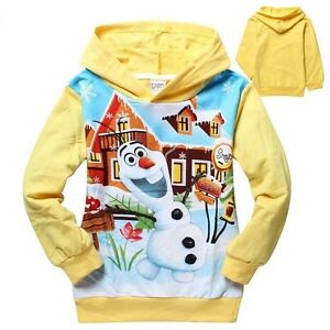Frozen movie,Snow Queen Elsa,Princess Anna,Olaf, HOODIES Regina Regina Area image 9