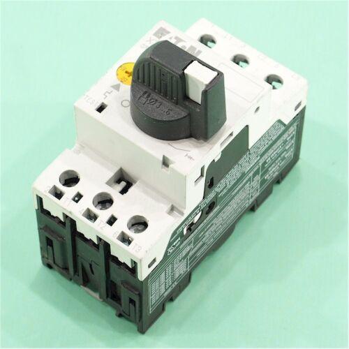 EATON XTPB025BC1 Manual Motor Protector/Controller