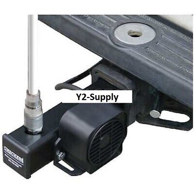 New 2 Hitch Mount Wfemale Quick Disconnect Base-24 Power Cord Back-up Alarm