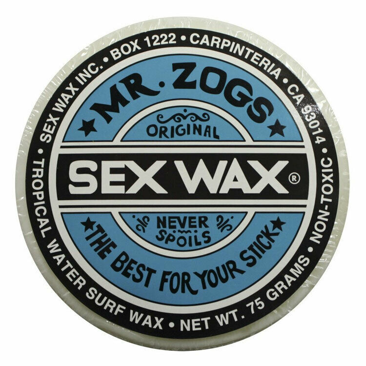 SEX WAX Mr Zogs OG TROPICAL White - Coconut Scented