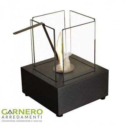 Caminetto d'arredo a bioetanolo da tavolo FP/026 STONES